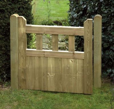 Regency Garden Gate